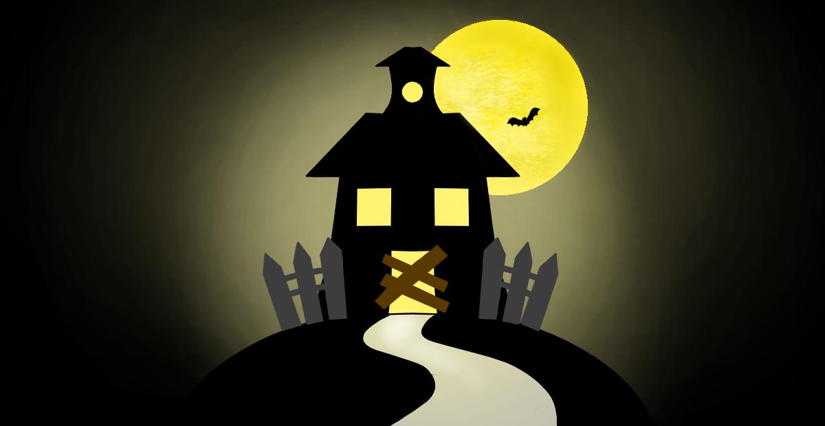 La casa stregata - H.P. Lovecraft